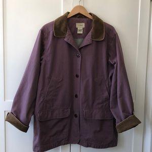 LL Bean Barn Jacket